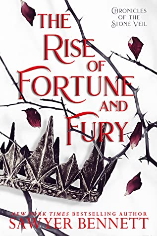 The Rise of Fortune and Fury (Chronicles of the Stone Veil, #5)