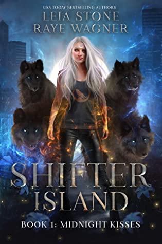 Midnight Kisses (Shifter Island, #1)