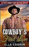 Cowboy's First Love (Kansas Cowboys #1)