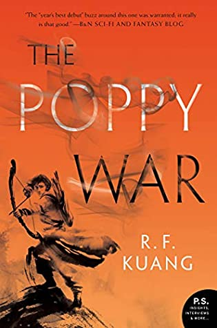 The Poppy War by R.F. Kuang