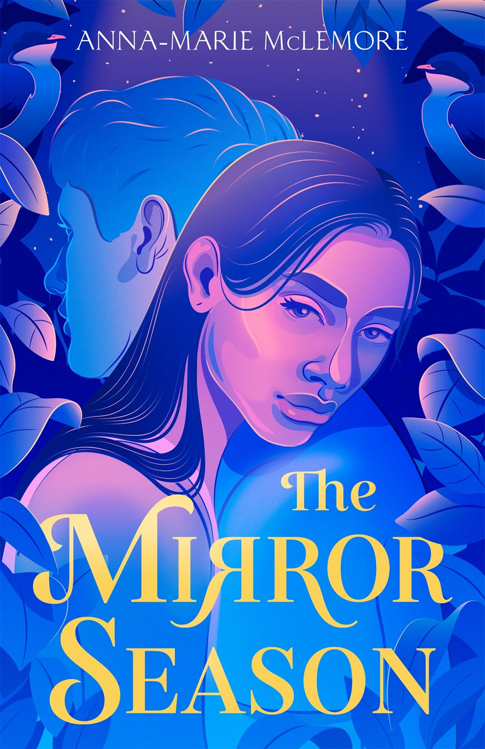 Book cover for The Mirror Season