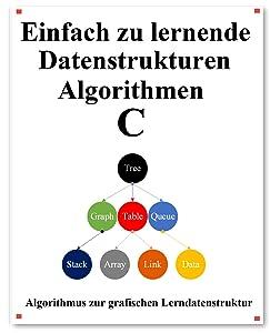 Einfach zu lernende Datenstrukturen und Algorithmen C: Lernen Sie Datenstrukturen und Algorithmen einfach und interessant auf grafische Weise