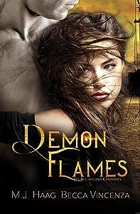 Demon Flames (Resurrection Chronicles, #2)
