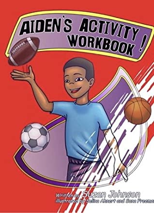 Aiden's Activity Book