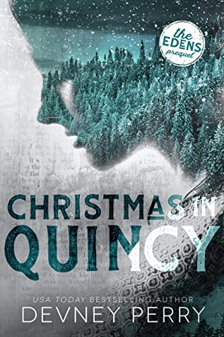 Christmas in Quincy (The Edens, #0.5)