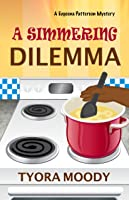 A Simmering Dilemma (Eugeena Patterson Mysteries #4)