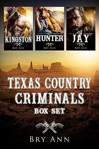 Texas Country Criminals : A Country Romance Box Set