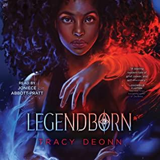 Book cover for Legendborn