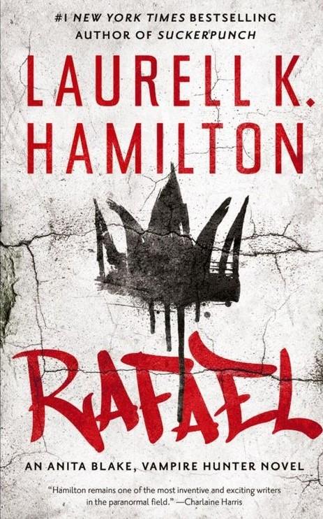 Rafael (Anita Blake, Vampire Hunter #28)