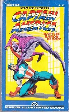 Captain America Battles Baron Blood