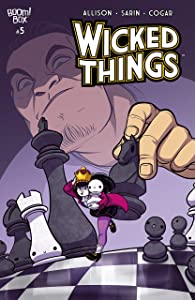 Wicked Things #5 (Wicked Things #5)