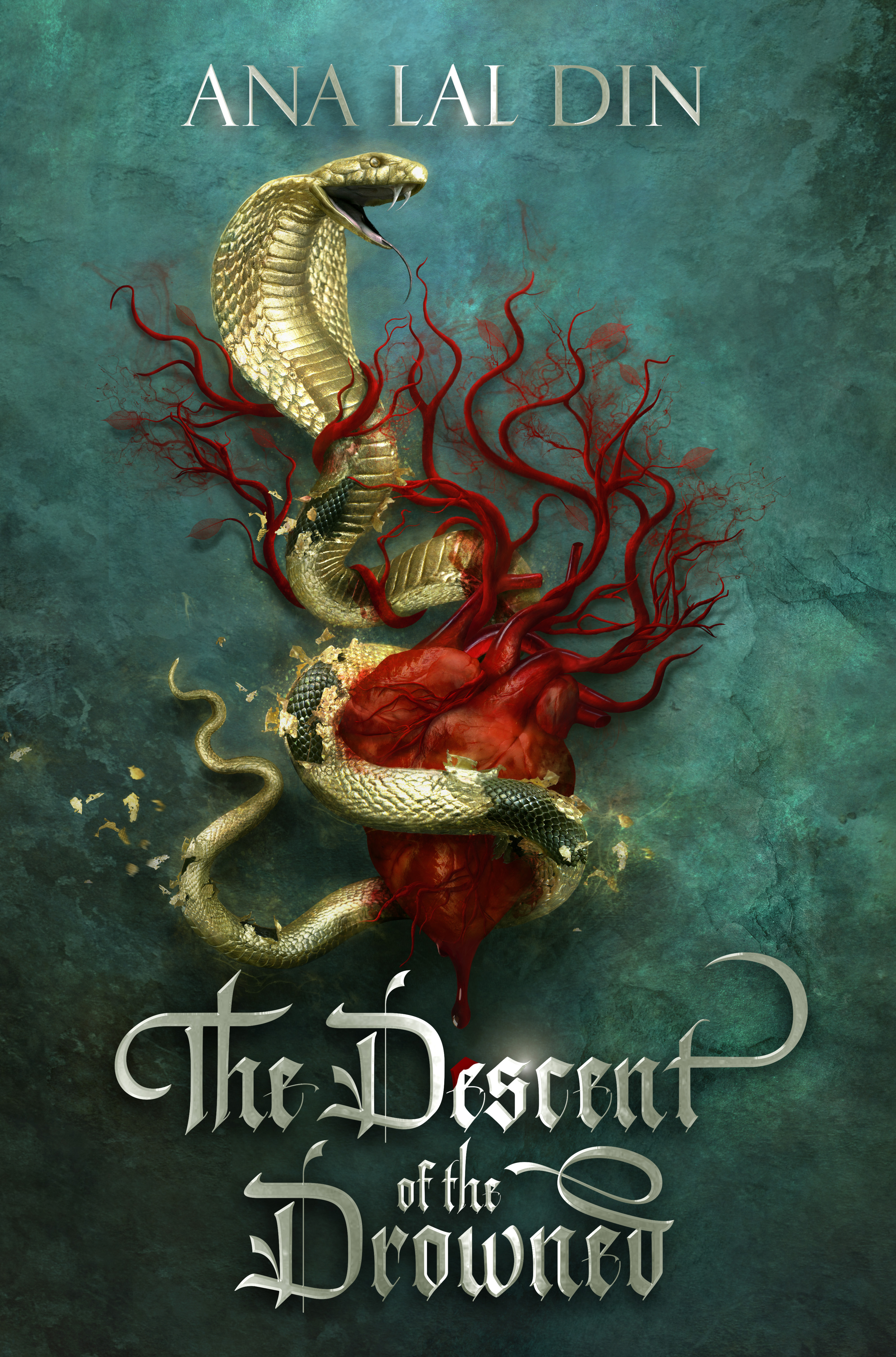 The Descent of the Drowned (The Descent of the Drowned, #1)