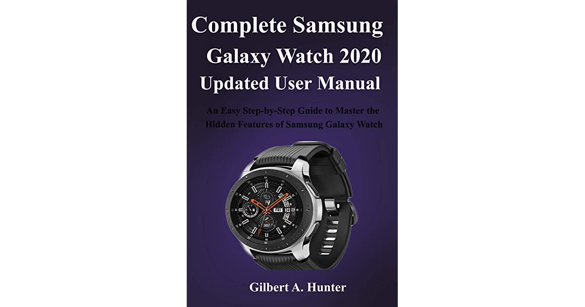 Samsung Galaxy Watch Review Manual Guide