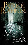 The Wise Man's Fear (The Kingkiller Chronicle, #2) cover