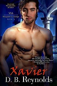 Xavier (Vampires in America, #14)