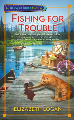 Fishing for Trouble (Alaskan Diner Mystery #2)
