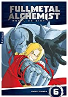 Fullmetal Alchemist Metal Edition 06
