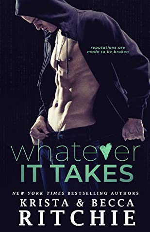 Whatever It Takes by Krista Ritchie