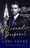 The Alexander Proposal (Unexpected Mergers, #1)