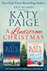 A Lindstrom Christmas: Two Small-Town Holiday Romances (The Lindstroms, #1-2)