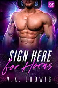 Sign Here for Horns (Vandalar Concubines, #1)