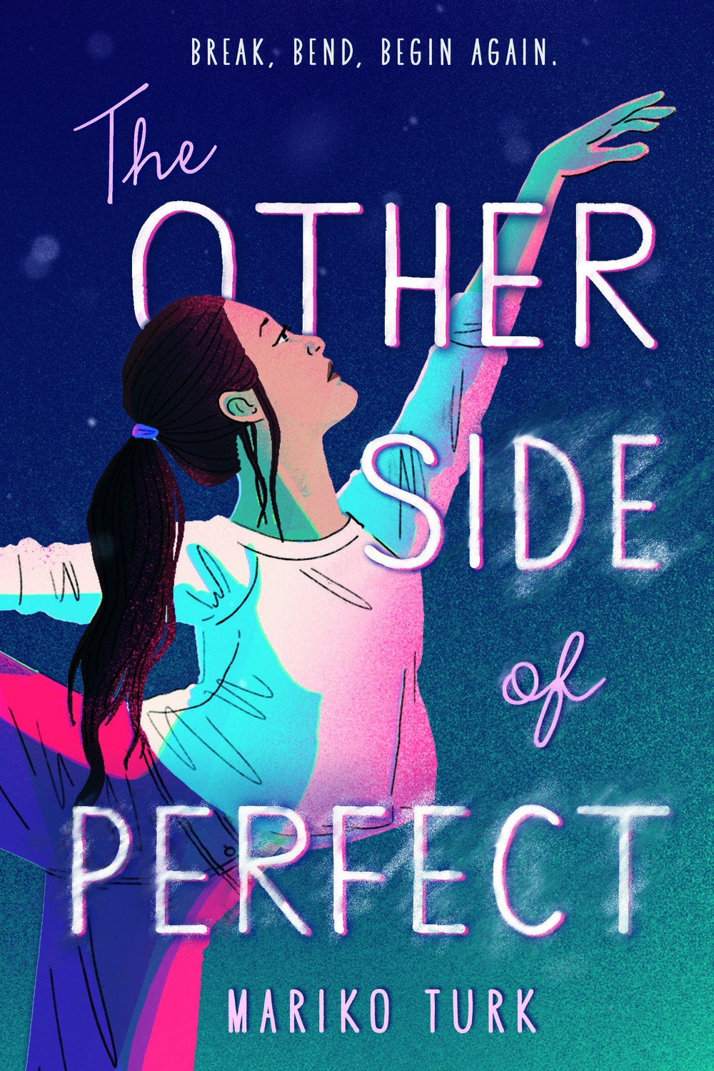 The Other Side of Perfect by Mariko Turk