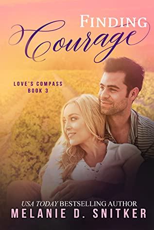 Finding Courage (Love's Compass #3)