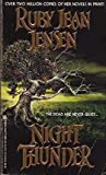 Night Thunder by Ruby Jean Jensen