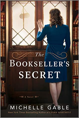The Bookseller's Secret by Michelle Gabel