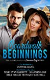 Boardwalk Beginnings (The Carmichaels of Cinnamon Bay, #1)