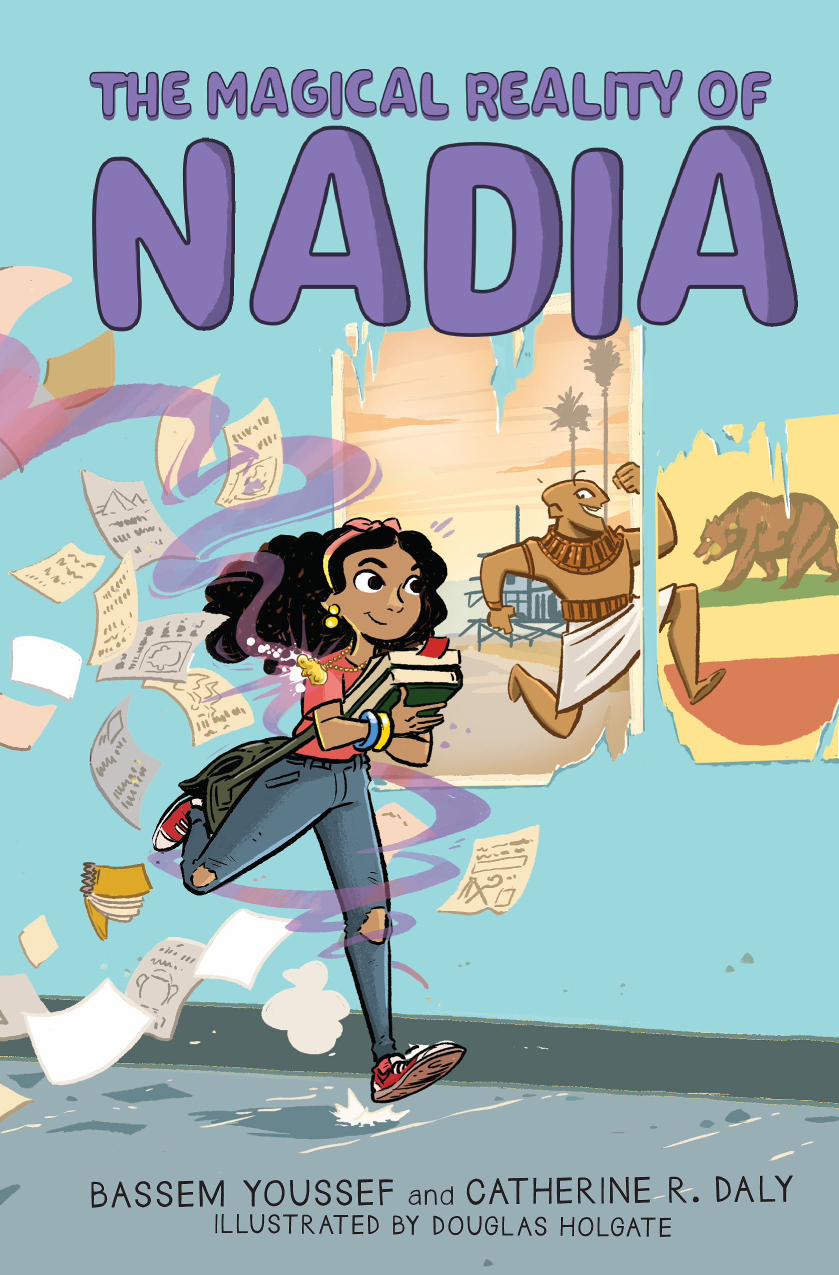 The Magical Reality of Nadia by Bassem Youssef