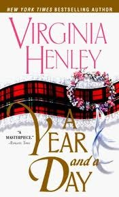 A Year and a Day (DeWarenne, #1) by Virginia Henley