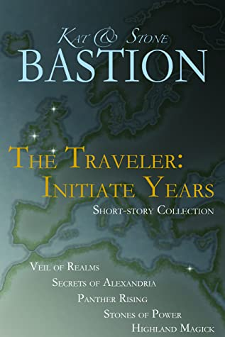 The Traveler: Initiate Years (Short-story Collection Books 1-5)