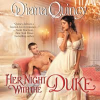 Her Night with the Duke (Clandestine Affairs, #1)