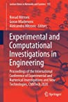 Experimental and Computational Investigations in Engineering: Proceedings of the International Conference of Experimental and Numerical Investigations and New Technologies, Cnntech 2020