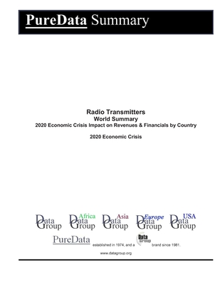 Radio Transmitters World Summary: 2020 Economic Crisis Impact on Revenues & Financials by Country