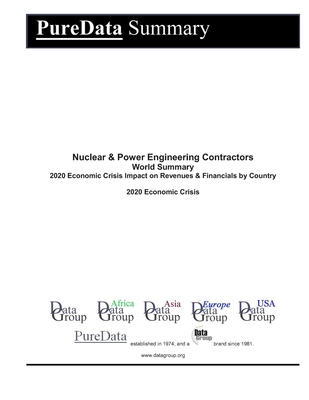 Nuclear & Power Engineering Contractors World Summary: 2020 Economic Crisis Impact on Revenues & Financials by Country