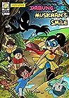 Dabung Girl and Muskaan's Smile: Superhero Graphic Novel / Comic Book