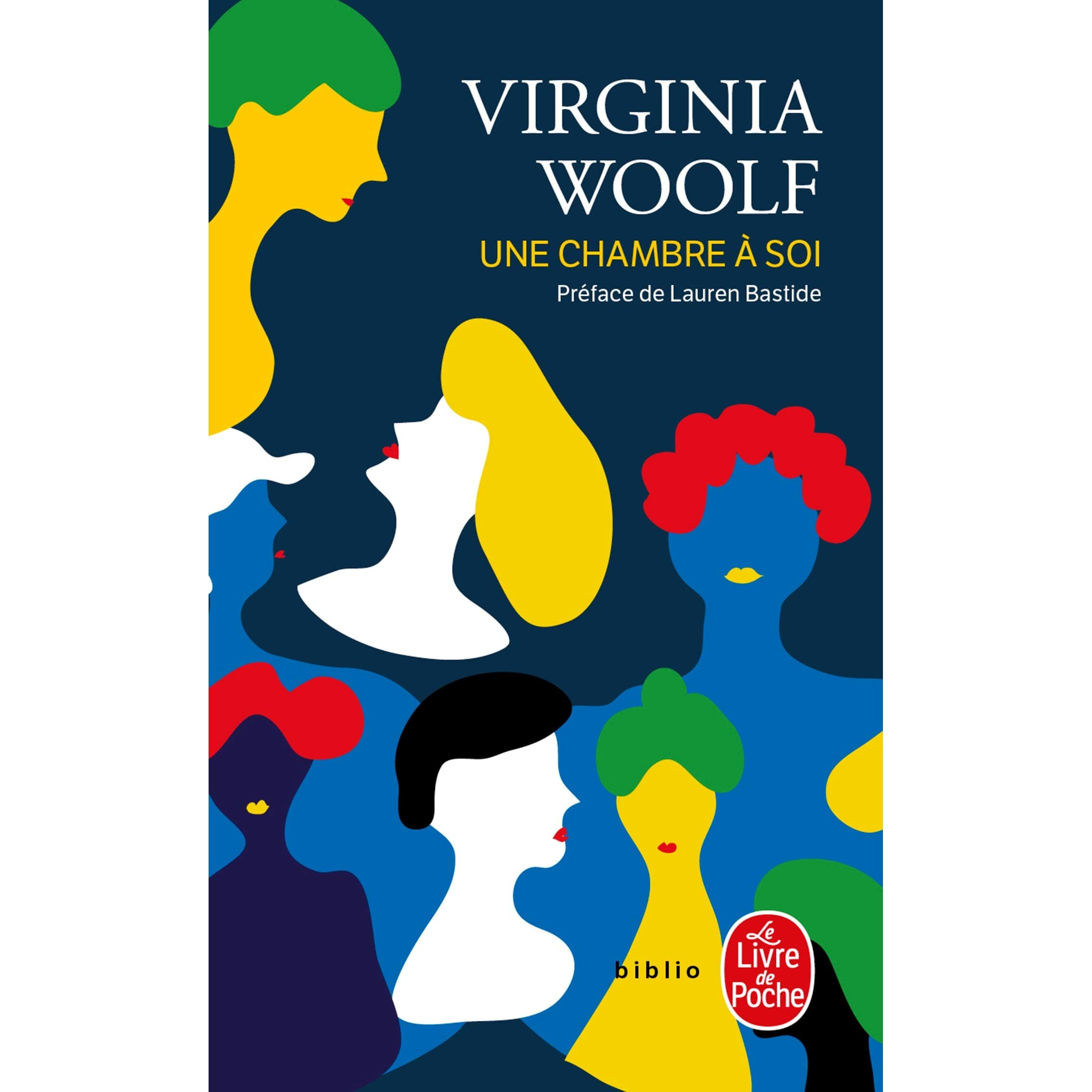 Une chambre à soi by Virginia Woolf