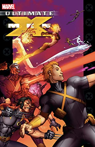 Ultimate X-Men Collection, Book 7