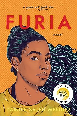 Furia by Yamile Saied Méndez cover