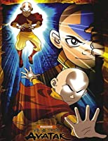 Deluxe Shounen Action Volume : Avatar The Last Airbender North and South Full Action Manga
