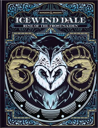 Icewind Dale: Rime of the Frostmaiden (Dungeons & Dragons, 5th Edition)