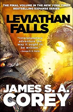 Leviathan Falls (The Expanse, #9)