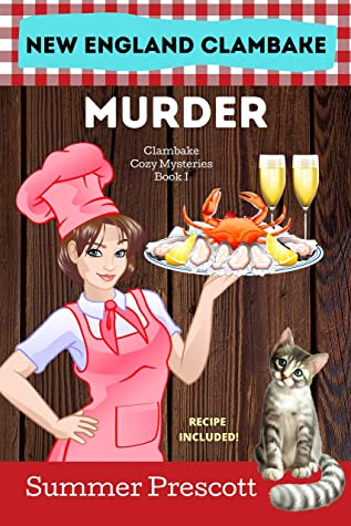 New England Clambake Murder (Clambake Cozy Mysteries Book 1)