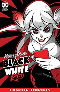 Harley Quinn Black + White + Red (2020-) #13
