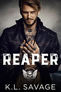Reaper (Ruthless Kings MC, #1)