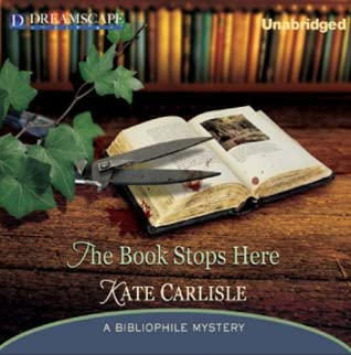 The Book Stops Here (A Bibliophile Mystery, #8)