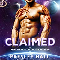 Claimed (Fated Mates of the Kalixian Warriors, #1)