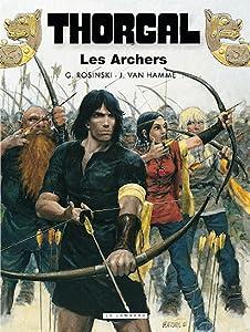 Les Archers (Thorgal, #9)